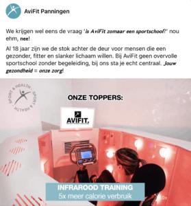 Denkdoeners | Avifit